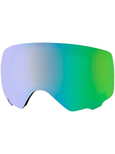 Anon WM1 Snow Goggle Replacement Lens Sonar Green 23% VLT + Case by Anon
