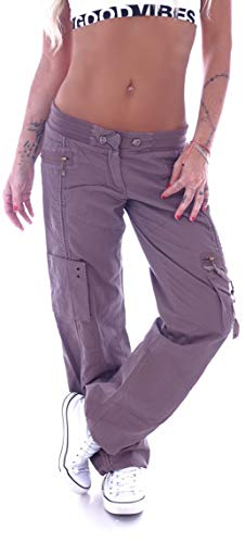 Jeans Cargo Style Lilla station Donna vSRw8Y