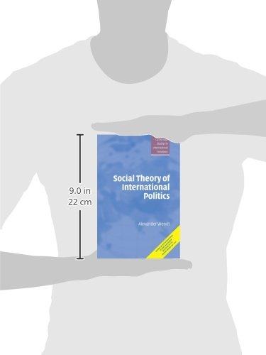 SocialTheoryofInternationalPolitics: