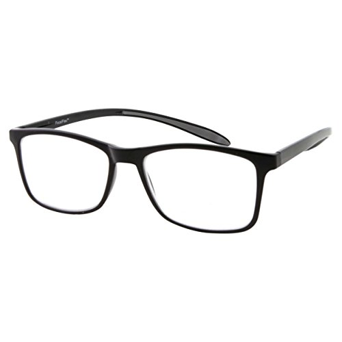 Neck Hanging Tri-Focal 3 Power Progressive Multifocal Reading Glasses - No Line
