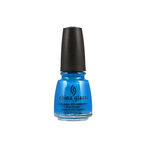 China Glaze Nail Polish, Sexy in The City, 0.5 Ounce (The Best City In China)