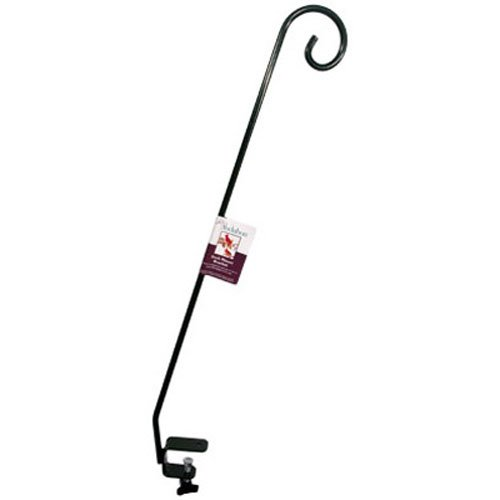 Audubon Clamp-On Deck Hook with Mount Bracket Model (Deck Clamp)