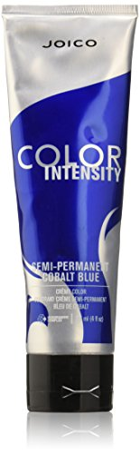 Joico Intensity Semi-Permanent Hair Color, Cobalt Blue, 4 Ounce