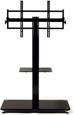 TransDeco LED LCD TV Stand Flat Panel Display Mounting System for 40-65 inch LCD LED Television
