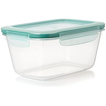 OXO 11174900 Good Grips 9.6 cup Smart Seal Leakproof Food Storage Container, Clear