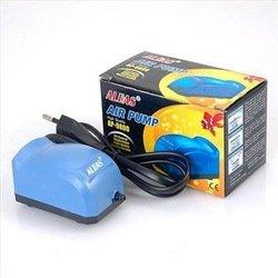 MIBAZAR-- Air Pump Bomba De Aire Para Acuario 1,5 W AP-9800: Amazon.es: Electrónica