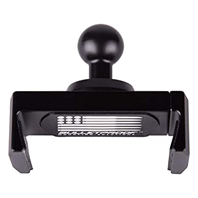 Dash Mount Cell Phone Holder Compatible with iPhone and Android Smartphones - 20mm Attachment Ball [5Bkhe0912283]