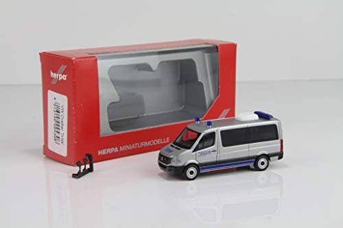 Herpa VW Crafter Bus MTW THW ESS Achim 094306