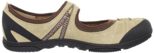 Timberland PINKHM NTCH MJ BLU SUEDE 28613 - Zapatillas de senderismo de cuero nobuck para mujer Marrón (Braun (Tan Suede 0))