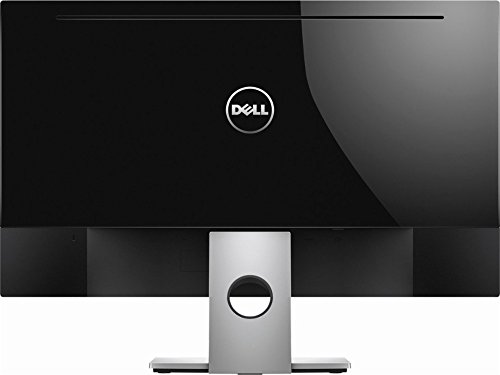 "Dell Newest IPS LED-Backlit 27"" Full HD (1920 x 1080) Monitor, 16.7 Million Colors, 6 ms Response Time, Anti-glare 3H Hard Coating, HDMI and VGA Input Connectors, 178° horizontal View Angle"