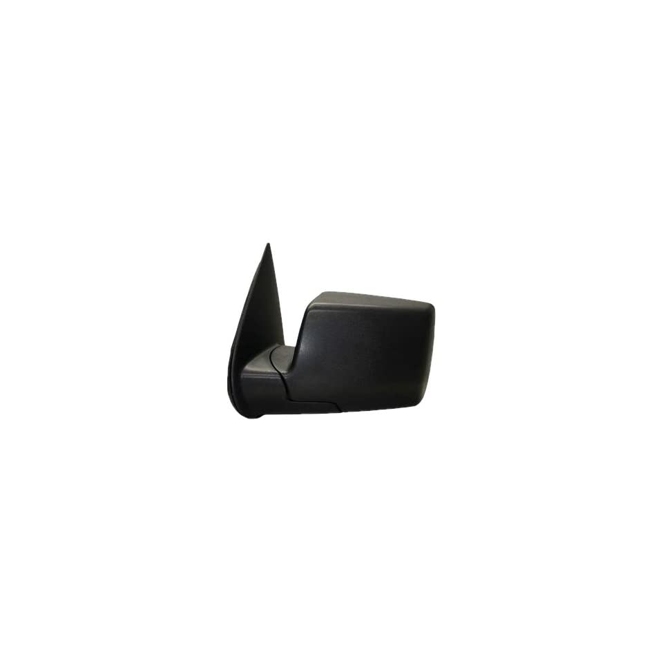 OE Replacement Ford Explorer Passenger Side Mirror Outside Rear View (Partslink Number FO1321271)