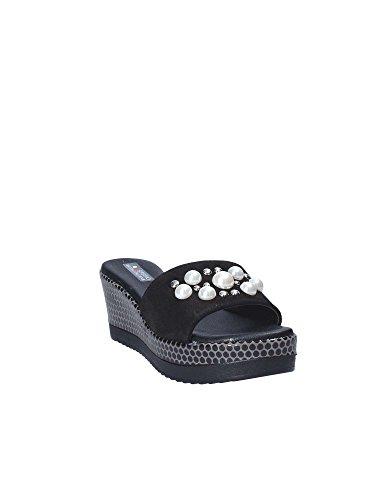 GRACE Femmes 50107 Beige SHOES Sandales ZraOTZq8
