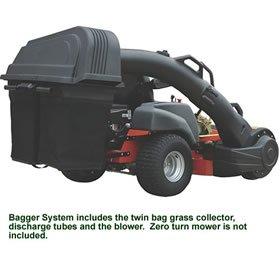HUSQ COLL SYS BAGGER ZTR 6BU 2BAG W/BLO RZ42