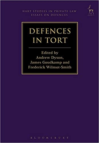 defences in tort hart studies in private law essays on defences  defences in tort hart studies in private law essays on defences
