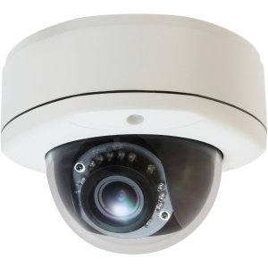 CP Technologies FCS-3082 LevelOne H.264 3-Mega Pixel Vandal-Proof PoE WDR IP Dome Network Camera (Day/Night/Indoor/Outdoor) , TAA Compliant - 3-MP, Vandal-Proof, PoE, WDR by CP Technologies