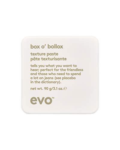 EVO Box O' Bollox Texture Paste, 3.1 Fl Oz