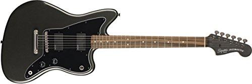 Squier by Fender Contemporary Active Jazzmaster HH ST, Laurel Fingerboard, Graphite Metallic
