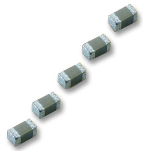 Capacitors - Ceramic Multi-layer - CAP MLCC X7R 1UF 100V 1812 - 18121C105KAZ2A