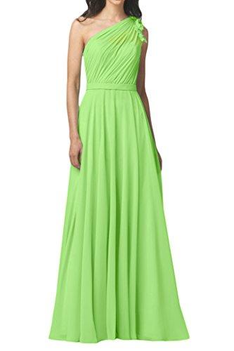 Missdressy -  Vestito  - linea ad a - Donna verde 40