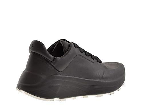 37 Pelle Allacciata Sneakers In N vBcRx