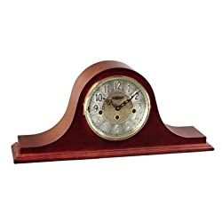 Tambour Clock Dial in Cherry