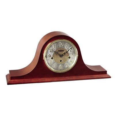Tambour Clock Dial in Cherry