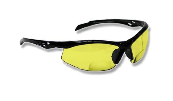 008293dd38 Gafas de seguridad bifocales sb-9000 con lentes de color amarillo, + 2,50  por 'Phillips Safety Products, Inc.