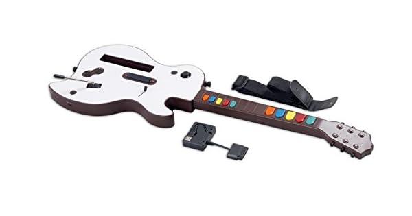 Qware Wireless guitar - Volante/mando (Guitarra, Inalámbrico ...