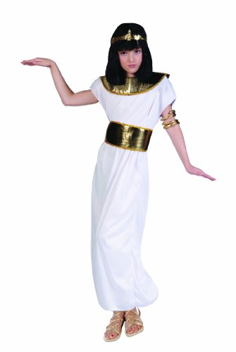 RG Costumes Cleopatra Costume, Child Large/Size 12-14 (Egyptian Women Costume)