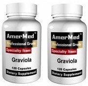 Graviola 1150 mg, 120 capsules (2