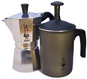 Bialetti Moka 6 taza/Unidades de leche Tuttocrema: Amazon.es: Hogar