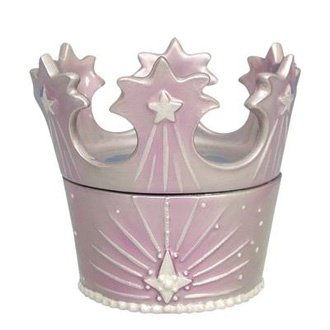 Glinda's Crown The Good Witch Wizard of Oz Trinket Box