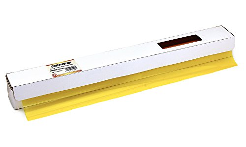 Blue Florists - Hygloss Products Cellophane Roll – Cellophane Wrap in Easy Cutter Box for Crafts, Gifts, and Baskets 20 Inch x 100 Feet, Yellow