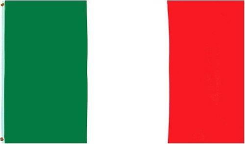 - G128 - Italy Flag 3x5 ft