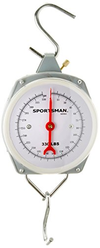 Sportsman MS330 330-Pound Hanging Scale
