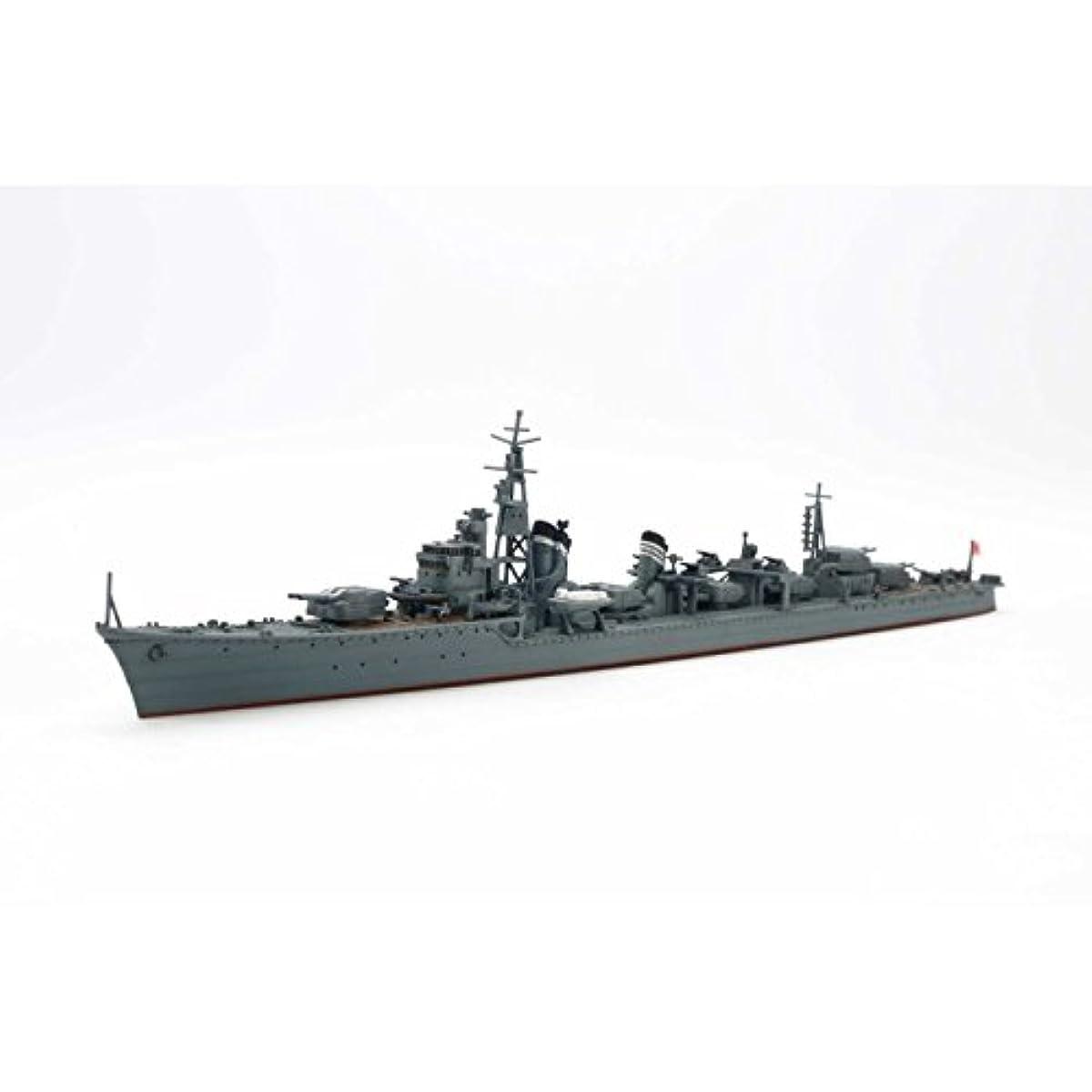 [해외] 퍼터미야 1/700 워터 라인 시리즈 NO.460 일본 해군 구축함 도바람 프라모델  31460