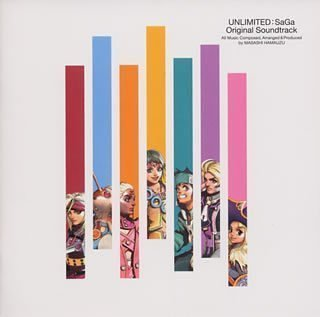 Unlimited Saga Original Soundtrack by Sony/Columbia (2003-01-22)