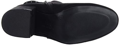 C35442 MTNG Stiefel 57401 Negro Kurzschaft Damen Schwarz Antil zf0zUx