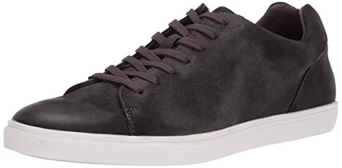 Unlisted by Kenneth Cole Men's Stand Sneaker E, Dark Grey 10 M US
