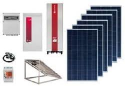 Kit Solar Autoconsumo con Baterías 3500Wp Circutor EFM-HYB-35-100