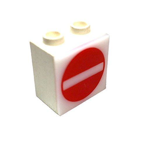 Lego Parts: Electric 9v Lighting System - Sign Brick Accessory