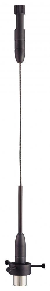 George Kovacs GKTH1001-467, Series 6, Low Voltage, Pendant Lightrail, Sable Bronze Patina