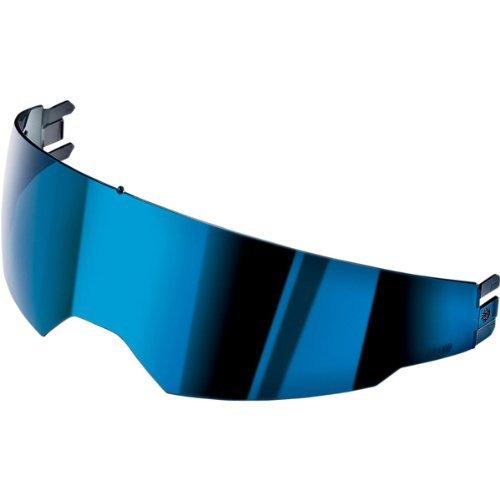 - AGV Horizon/Skyline/Stealth-SV/S4-SV Internal Sun Visor Shield (IRIDIUM BLUE)