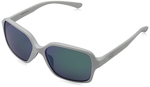 Oakley Womens Proxy Sunglasses, Polished White/Jade Iridium, One - Womens White Oakley Sunglasses