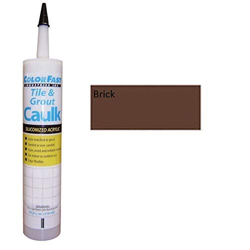 Hydroment Color Matched Caulk by Colorfast (Sanded) (H136 -