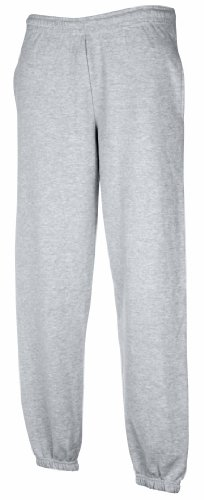 Fruit of the Loom Men's Jog Sweatpants Heather M