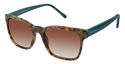 Sunglasses Ann Taylor Petite ATP 900 C02 Tortoise/Teal (Ann Taylor Petites)