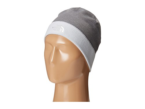 Ascent Beanie - The North Face Ascent Beanie High Rise Grey Heather One Size