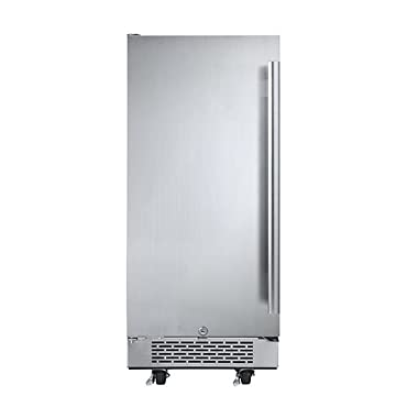 Avallon 3.3 Cu Ft Outdoor Built-In Fridge Left Hinge