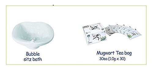 New Cleo LW-1000 Wireless Bubble Sitz Bath, Integrated Bubble Generator+ Bubble a Sitz Bath Light Hip Bath Tub Kit for Pregnant Women, Hemorrhoids Patients on The Toilet+ Ochloo Logo tag led by Cleo (Image #5)